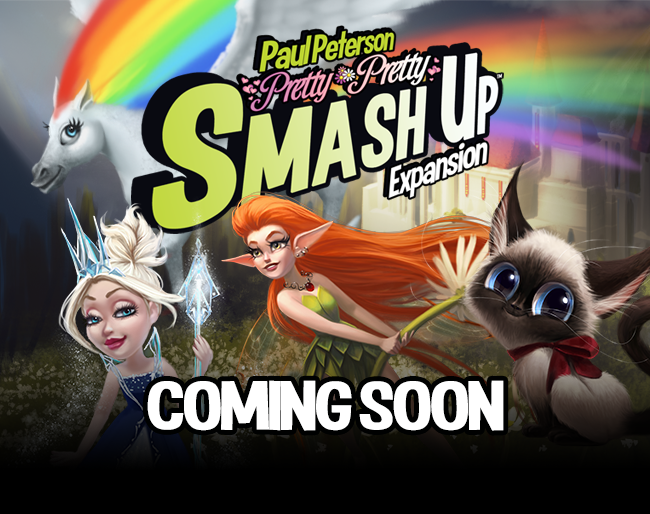Pretty Pretty Smash Up expansion