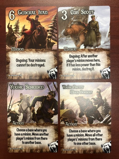 Awesome - Bear Cavalry