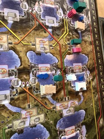Barrage - Board in Play 2