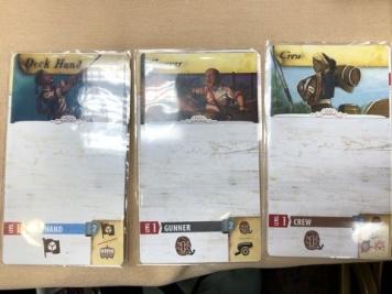 Dead Reckoning - Base Cards