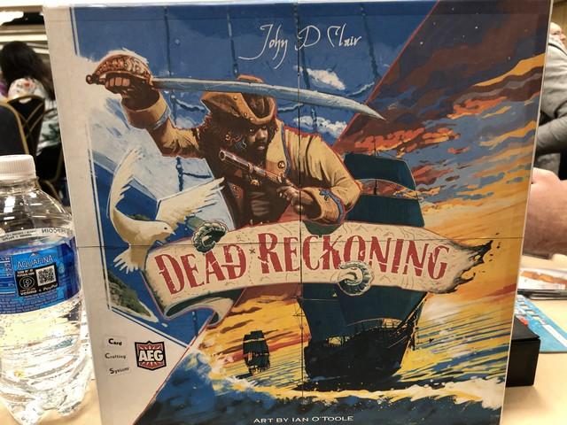 Dead Reckoning - Box
