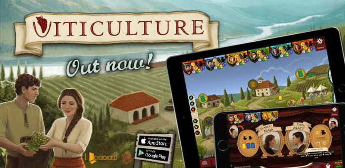 Viticulture - Out Now