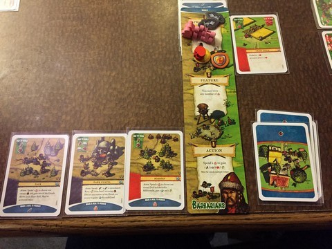 Imperial Settlers - Barbarians