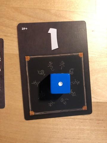 Roll Player - Initiative 1 card