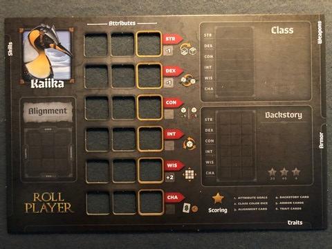 Roll Player - Kaiika