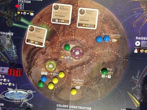 Alien Frontiers - Planet