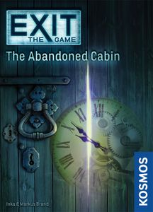 Exit: the Game - The Abandoned Cabin